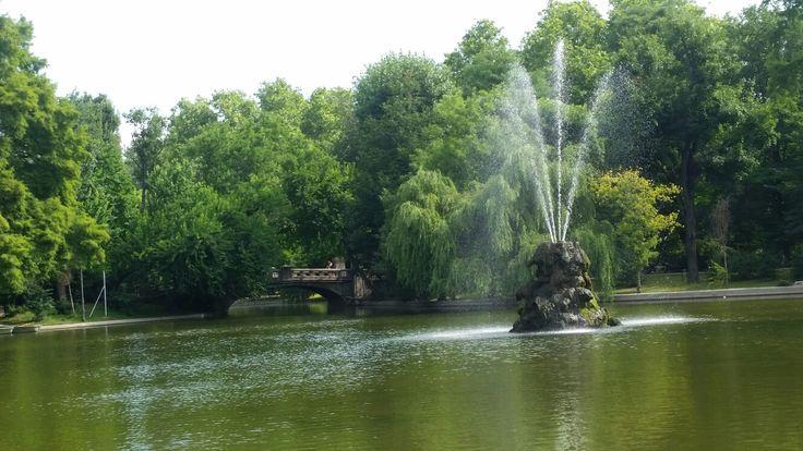 Cismigiu Park, Bucharest, România