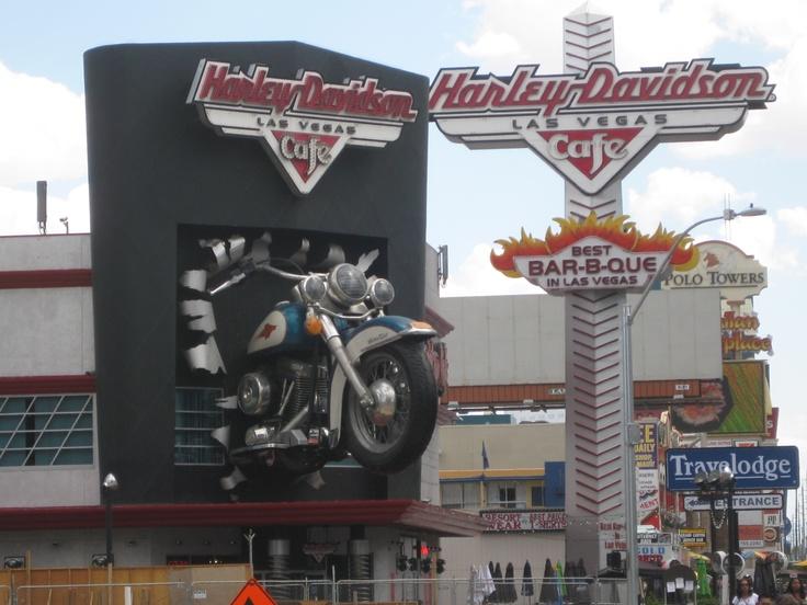 Harley Store, Las Vegas