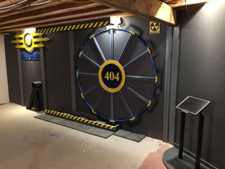 A Canadian-based gamer Newfoundland, Trey Hill, recently posted photos on basement with a unique style that is redecorated shaped storage closet in real life of the popular video game franchise &#8…