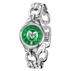 Colorado State Rams Eclipse Ladies Watch - AnoChrome Dial