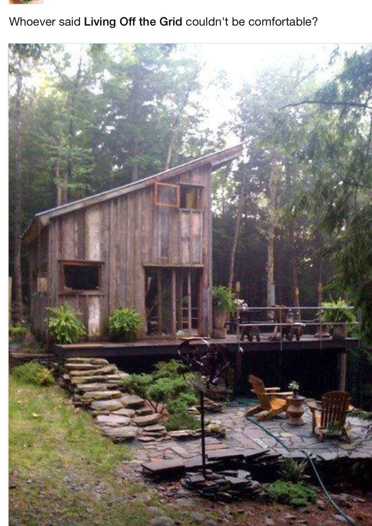 Home off the grid