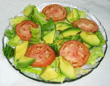 Marinade of Olive Oil - vinegar- w/salt to taste. Cuban Food Recipes | Salads « TheCubanRecipes.com