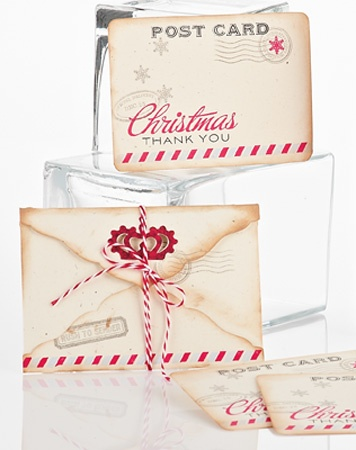 19 Best Holiday Thank You Cards Images On Pinterest