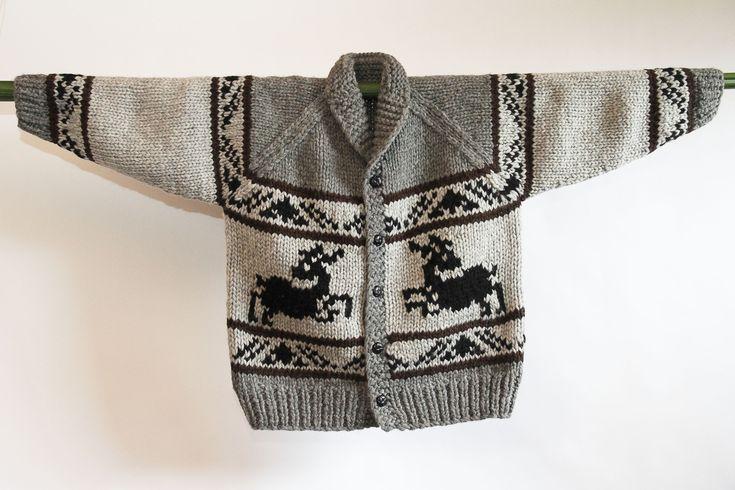Cowichan Sweater | Yarn Alive