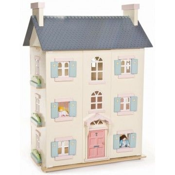 Le Toy Van - Doll House Cherry Tree Hall. Because every little girl needs a doll house. #entropywishlist #pintowin