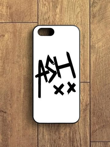 5sos Ashton Irwin Signature iPhone 5|S Case