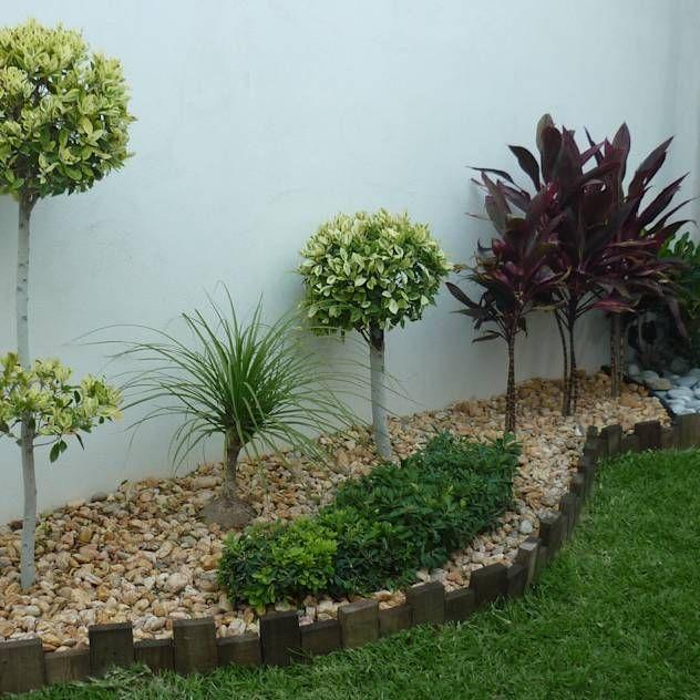14 Jardines Pequenos Para Copiar En Casa Jardines Jardines Modernos Disenos De Jardines
