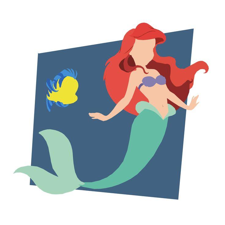 Ariel <3 Little Mermaid
