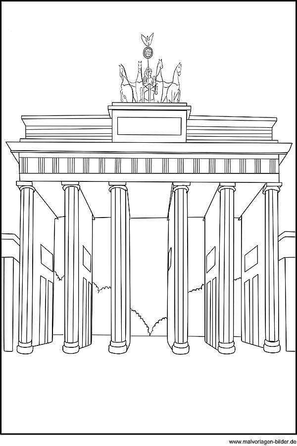 Ausmalbilder Brandenburger Tor 349 Malvorlage Alle Ausmalbilder Kostenlos Ausmalbilder Brandenburger Tor Zum Aus Ausmalen Ausmalbilder Kostenlose Ausmalbilder