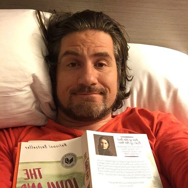 Matt Nathanson's book picks.  Yes!