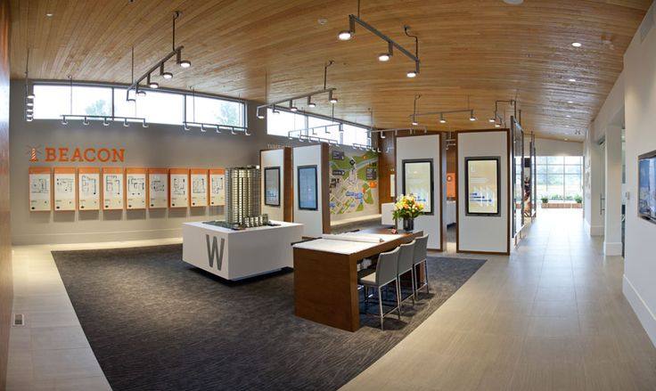 Seylynn Village Sales Centre - Free Agency Creative