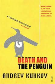 Death and the Penguin- a great book