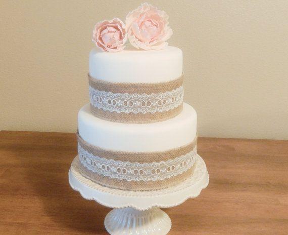 burlap wedding - Buscar con Google