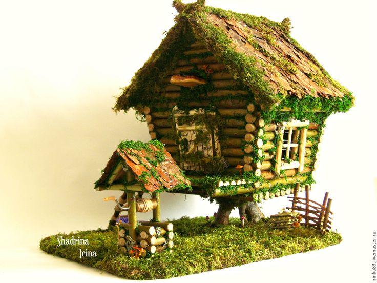 the hut of Baba Yaga