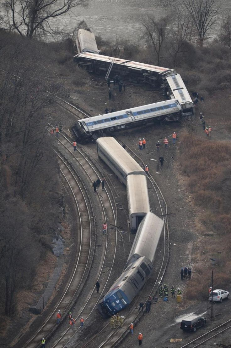 Engineer fell asleep, was speeding before MetroNorth