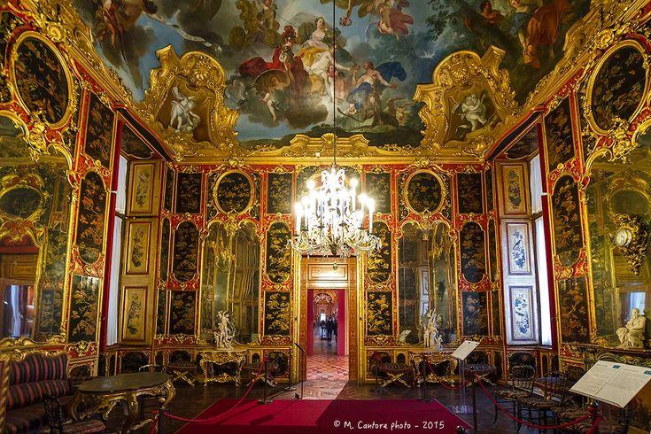 Il Gabinetto Cinese...palazzo reale di Torino
