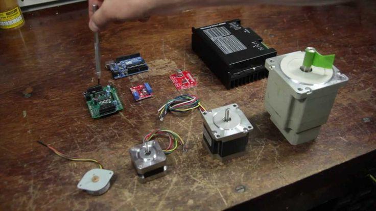 best 20  arduino stepper motor control ideas on pinterest