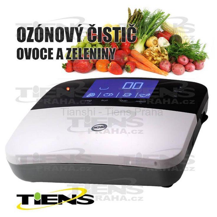 Ozonový čistič potravin Tiens pro klienty bez registrace za