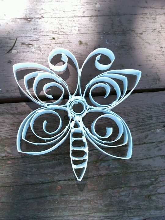 Tube Butterfly Toilet Paper Roll Craft Pinterest