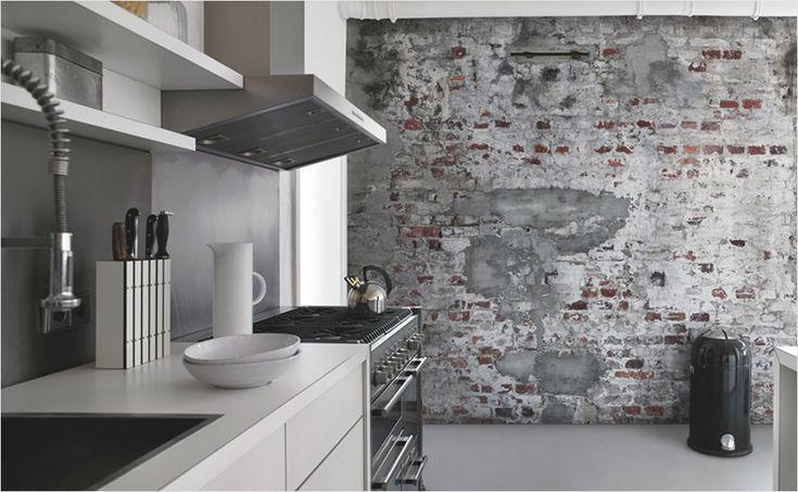 41 besten tapeten bilder auf pinterest wohnen architektur und betonwand. Black Bedroom Furniture Sets. Home Design Ideas