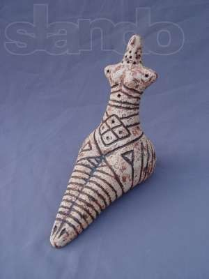 (Cucuteni Trypillian Culture) Trypillian Goddess Mother
