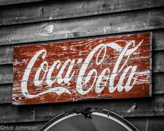 Old Coke 8 x 10 Coca Cola  Art Photography by HandLPhotographyTN, $30.00
