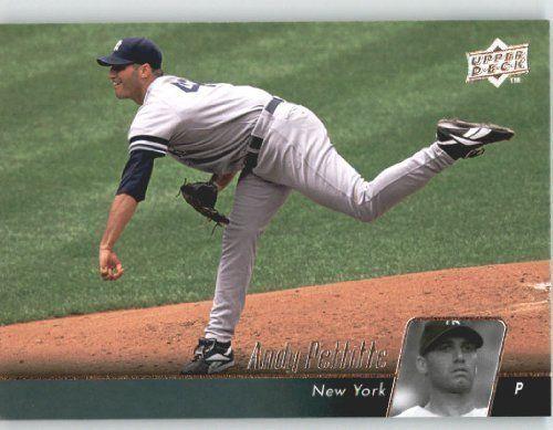 2010 Upper Deck Baseball Card # 346 Andy Pettitte - New York Yankees - MLB Trading Card by Upper Deck. $1.87. 2010 Upper Deck Baseball Card # 346 Andy Pettitte - New York Yankees - MLB Trading Card