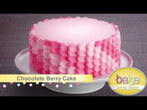 (1) Buttercream Dessert Recipes   Bake with Anna Olson - YouTube