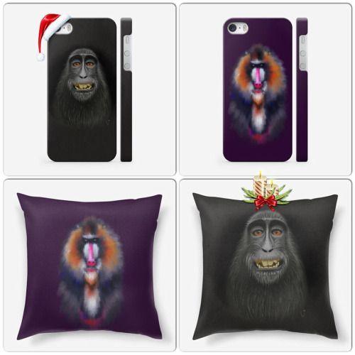 Магазины уже наряжают елки и украшают витрины… Хочется Нового года, новых желаний, планов и свершений) Следующий год будет годом обезьяны, я планирую как можно скорее нарисовать пару-тройку этих замечательных созданий) #Инзижен #Inzigen #print #принт #обезьяна #animal #animals #животные #ярисую #яркий #арт #art #artist #myart #procreate #procreateapp #ipadart #ipaddraw #create #creator #topcreator #illustrator #illustration #2016 #хобби #бабуин #скороновыйгод
