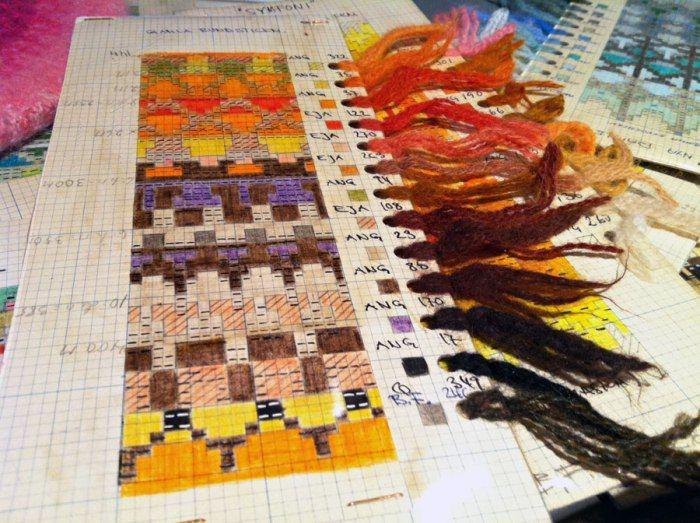 syjunta / sewing bee | taktil textil