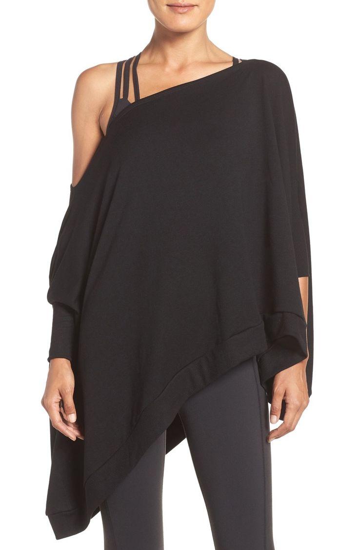 Main Image - Beyond Yoga 'Cozy' Convertible Fleece Pullover