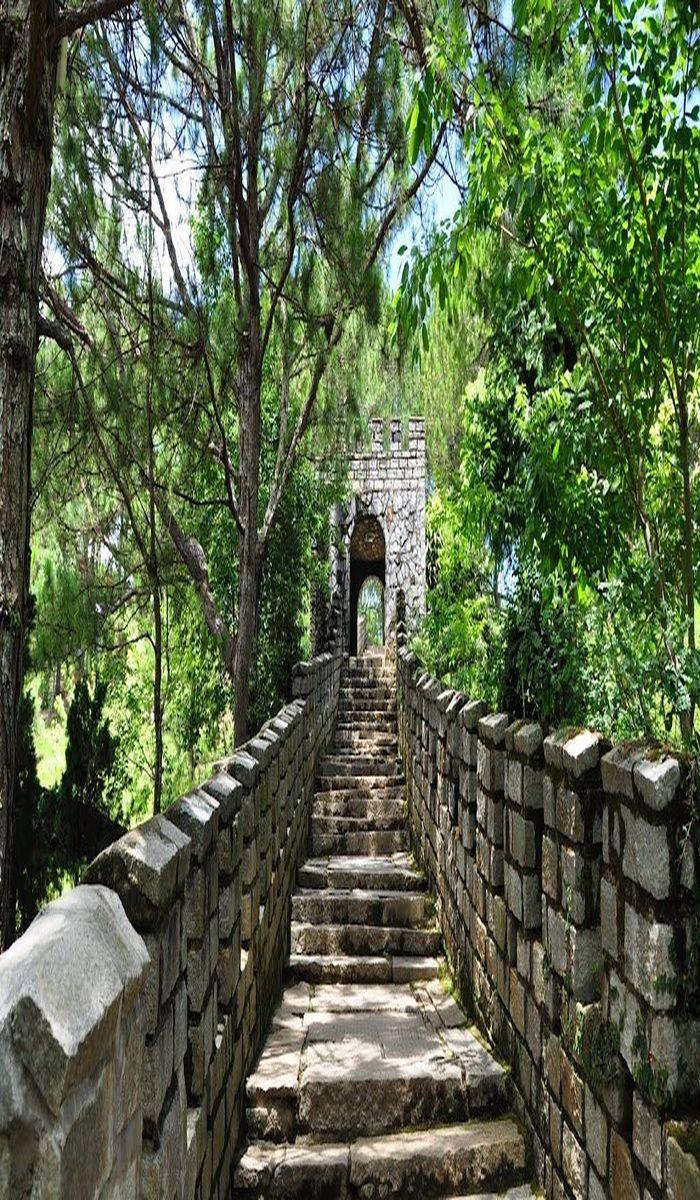 vietnam , dalat  city ,  Autonomous Region taynguyen , kingdom trungviet ,