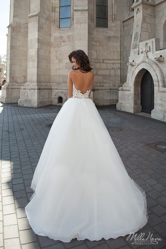 milla nova vestido casamento renda noiva vestido de noiva moda
