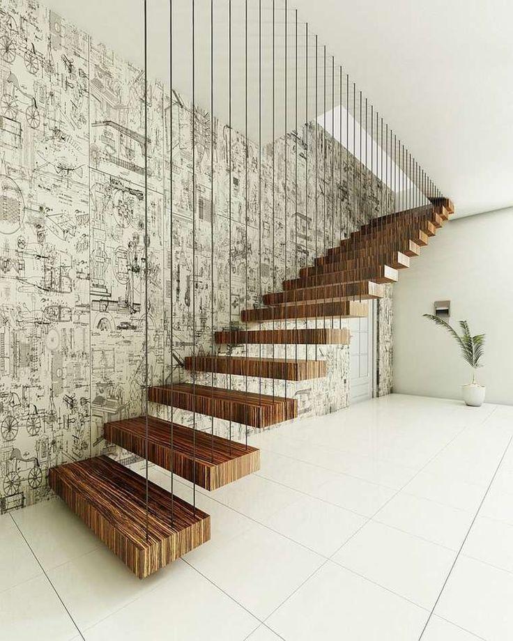 Les 25 meilleures idées de la catégorie Escalier design sur ...