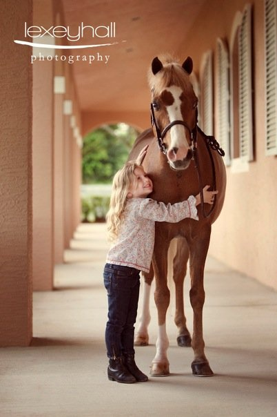 Love this...I  really think the boys need a horse