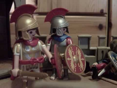 Chateau fort playmobil - partie 3