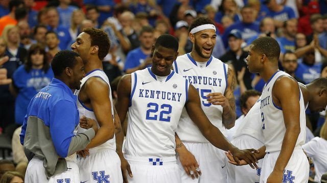 8 Kentucky Wildcats vs Ole Miss Rebels Mens College Basketball Game Tonight