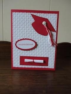 Indiana Inker - Graduation Card