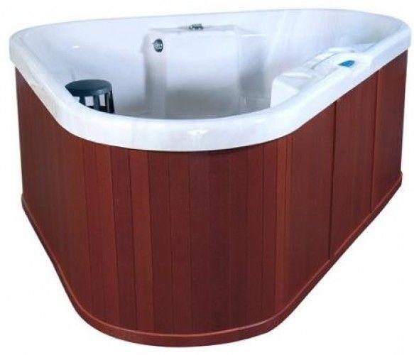 3 Person Corner Spa Hot Tub Massage Spa Jacuzzi Bubble 12 Jets Set Wood Free Tax Jacuzzi Spa Hot Tubs Hot Tub Corner Hot Tubs