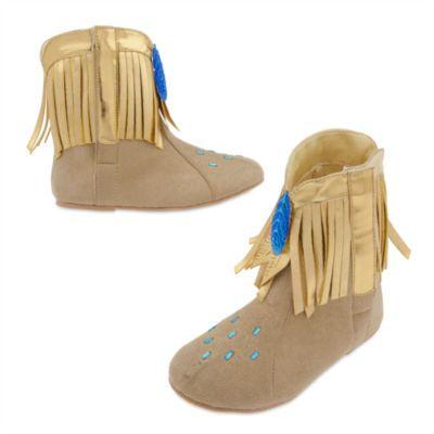 chaussures Pocahontas DISNEY STORE 20.99 EUROS