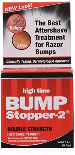 High Time Bump Stopper2 05 Ounce Double Strength Treatment 14ml ** See this great product.Note:It is affiliate link to Amazon.