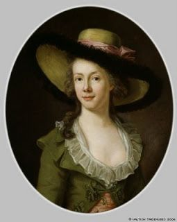 The Duchess of Devonshire's Gossip Guide to the 18th Century: Straw Hats
