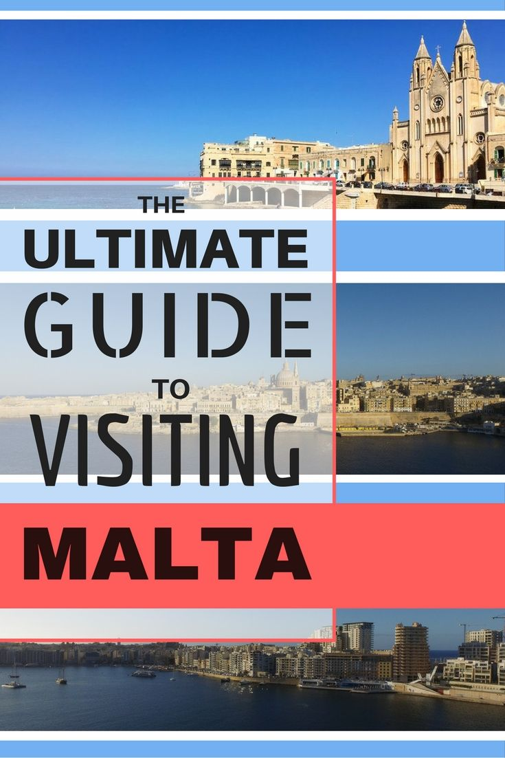 The Ultimate Guide To Visiting Malta | What To Do In Malta | Where To Stay In Malta | Digital Nomad Hotspot | Cost Of Living in Malta | Visas For Malta | Internet Speed In Malta