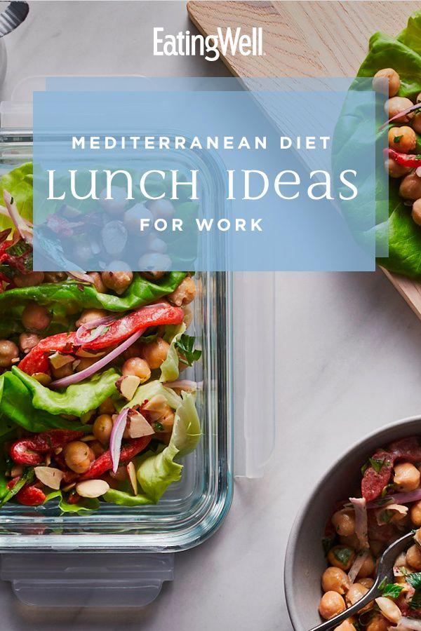 Mediterranean Diet Lunch Ideas for Work | Light Lunch Ideas
