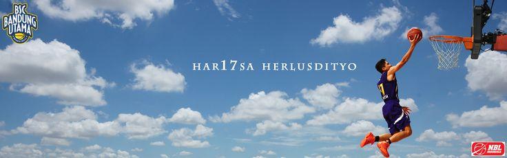Haritsa Herlusdityo #17 ( Season 2013-2014 )