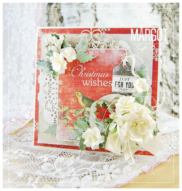 Scrap & Craft: Christmas wishes