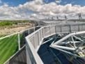 Galco are proud to have been involved with the newly opened Etihad Croke Park Skyline. Over 100 tonnes of steel were used to complete the project, 5 viewing platforms which include a specially designed walkway section suspended above the Croke Park pitch offer unique perspectives of Dublin's celebrated landmarks.