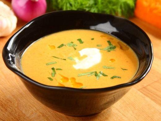 Smetanová dýňová polévka - Recepty na každý den
