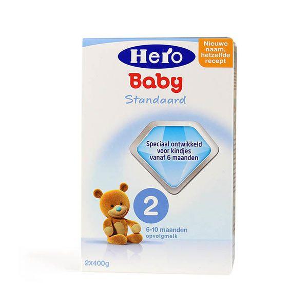 Hero Baby Standard 2 - Dutch baby formula.   Baby's, Recepten