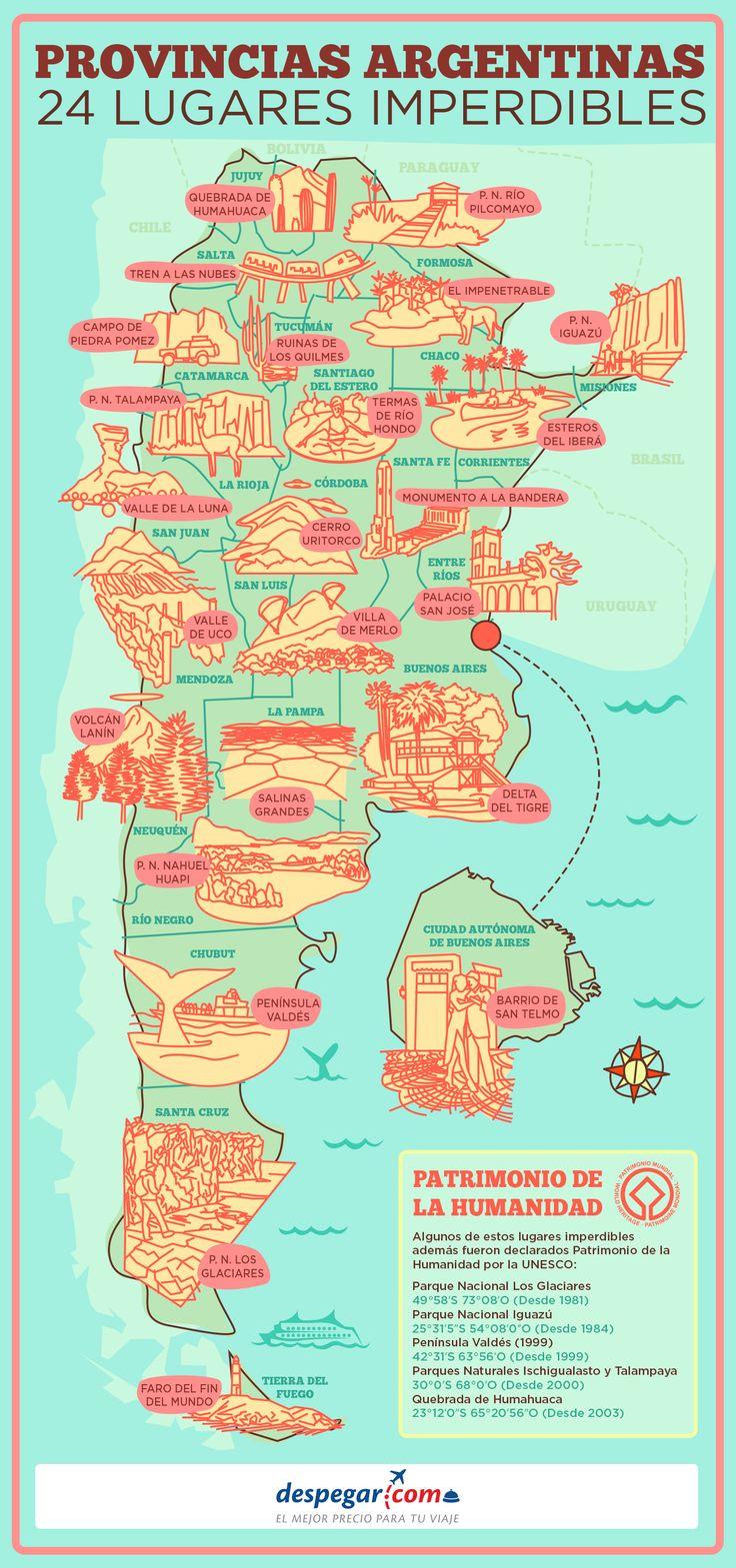 #Turismo #ARGENTINA